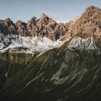 #2019/ Kilometer 9/ Hannibal würde sich wundern oder wie ich über die Alpen ging (Teil 1)